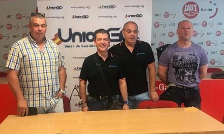 IV Congreso autonómico de UnionGC en Galicia