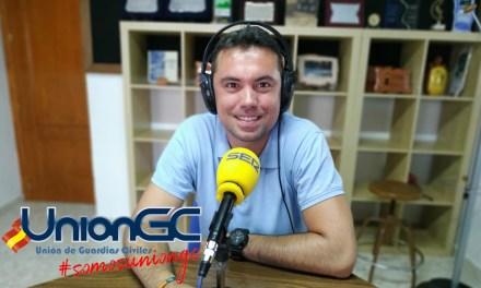 Entrevista al Secretario de prensa de UnionGC Andalucía