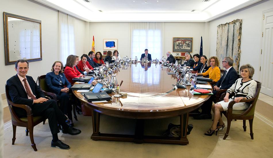 El Consejo de Ministros aprueba el RD de destinos de la Guardia Civil