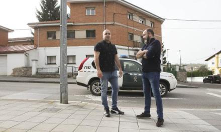 UnionGC demanda la fusión de los cuarteles de Siero y Noreña