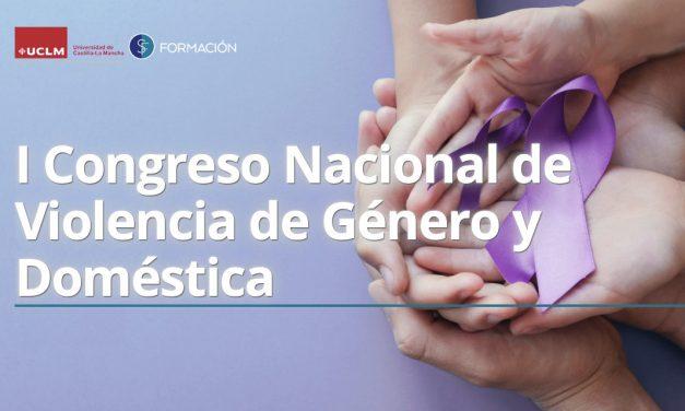 UnionGC colabora en el I Congreso Nacional de violencia de género y doméstica