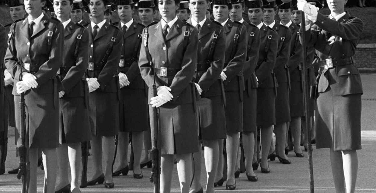 Las mujeres en la Guardia Civil: 5 datos curiosos en la historia