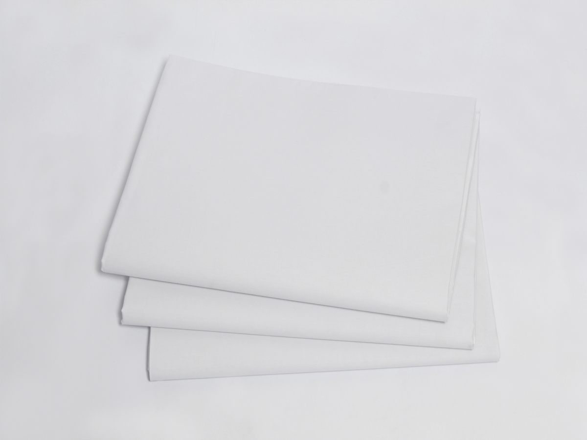 Percale T 180 Classic Quality Twin Size Fitted Sheet 39 X80 12 Cvc
