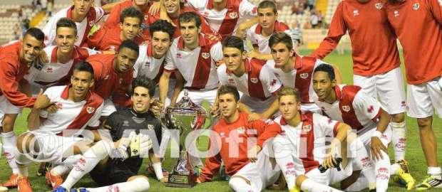 Escucha el III Trofeo de Vallecas: Rayo 1 – Getafe 1