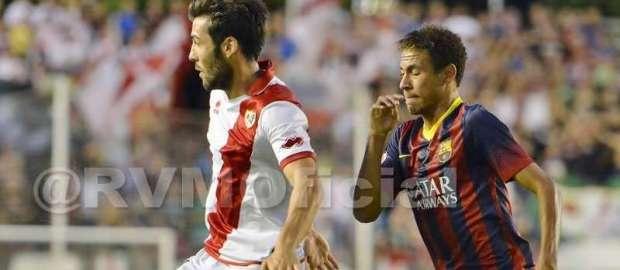 Postpartido Rayo 0-4 Barcelona