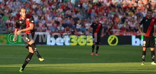 UD Almería 0-1 Rayo Vallecano