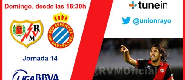 PROGRAMA: Previa Rayo – Espanyol