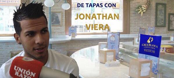 """""""De Tapas con… Jonathan Viera"""""""
