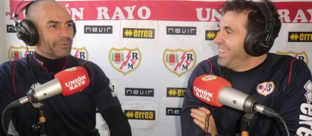 ESPECIAL NAVIDAD: Jémez, Jesús Muñoz y los jugadores del Rayo