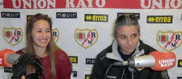 Previas equipos femeninos con Perarnau y Torvisco