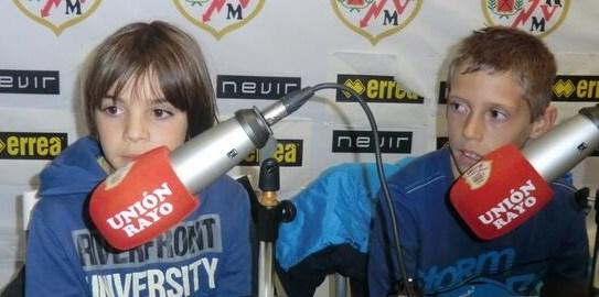 Entrevista al Alevín B tras ganar en Rusia