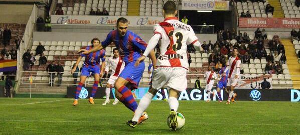 Así sonó el Rayo 0-0 Levante de Copa