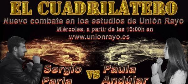 2º Combate: Sergio Parla contra Paula Andújar