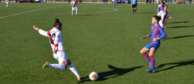 Crónica del Femenino 2-1 Levante con Carreño