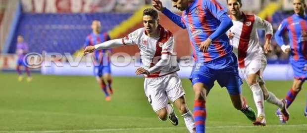 Así sonó el Levante 1-0 Rayo de Copa