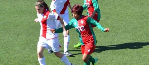 Entrevista con la jugador del Femenino B Eva Masdeu