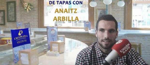 """""""De Tapas con Anaitz Arbilla"""""""