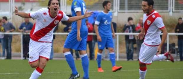 Rayo B 2-1 Athletic B