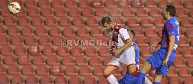 Leo Baptistao, jugador más votado ante el Levante
