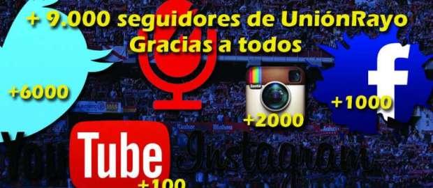 9.000 GRACIAS