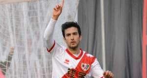 Alberto Bueno, jugador más votado ante el Levante