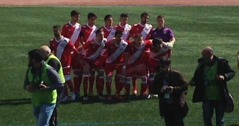 Yugo UD Socuéllamos 1-0 Rayo B