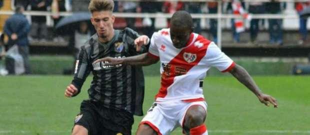 Rayo Vallecano 1-0 Málaga