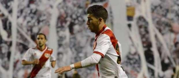 Embarba, jugador más votado ante el Real Madrid