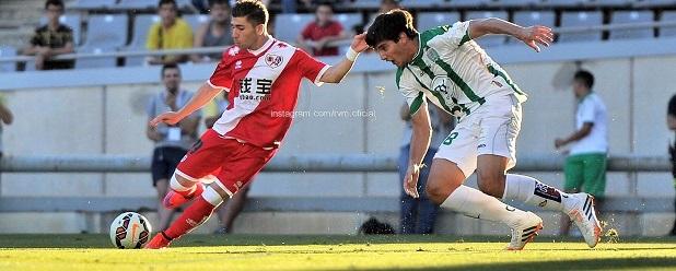 Córdoba 1-2 Rayo Vallecano