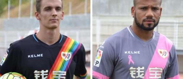 Presentación de Bebé y Llorente como nuevos jugadores del Rayo
