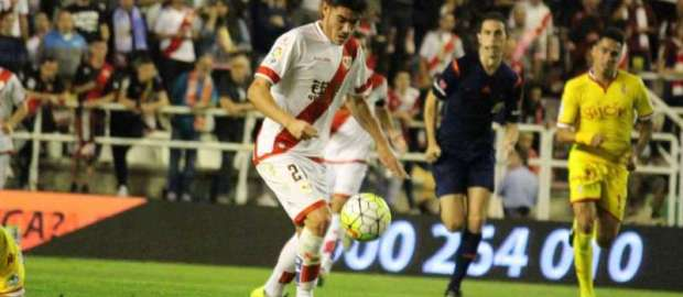 """Jozabed: """"Tengo ganas de marcar en Vallecas"""""""