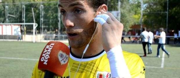 """Campos tras el Adarve 1-0 Rayo B: """"Hemos ido a remolque todo el partido sin poder jugar a lo que sabemos"""""""