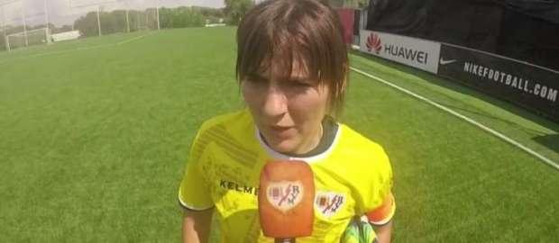 Crónica del Atlético Féminas 3-0 Femenino con Alicia