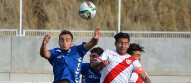 Rayo B 1-1 Alcobendas Sport