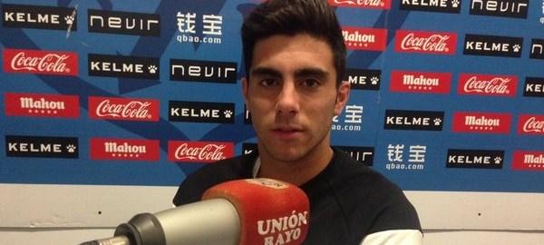 """Conocemos mejor a Kike Pérez: """"Tenemos que dar mucho para ganar los partidos"""""""