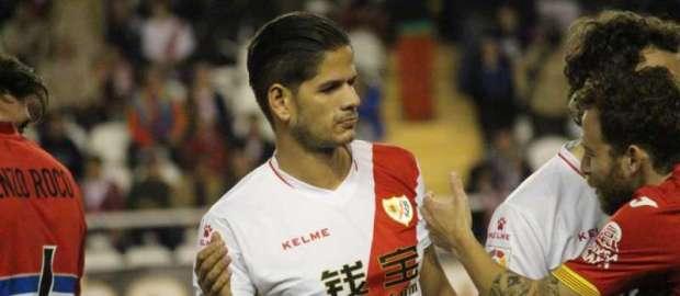 """Zé Castro tras el Rayo 2-1 Granada: """"Me equivoqué. Me sentía culpable si el equipo no ganaba"""""""