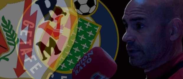 Rueda de prensa de Paco Jémez en la previa del Rayo – Getafe de Copa