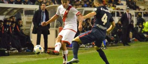 Ida 1/8 de Copa del Rey: Rayo 1-1 Atlético de Madrid