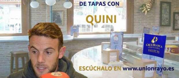 """""""De Tapas con… Quini"""""""