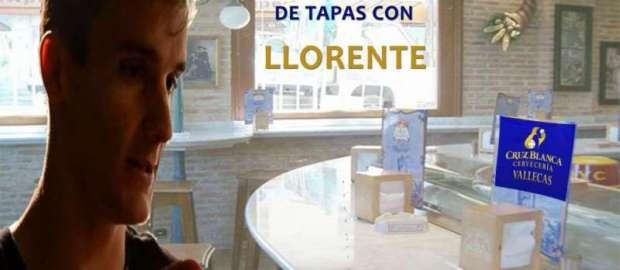 """De Tapas con… Diego Llorente"""