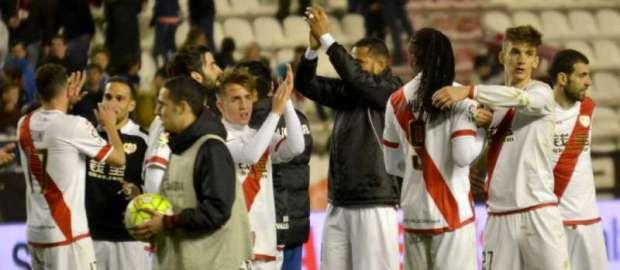 La fiesta en Vallecas tras la victoria ante el Getafe – La Sonrisa de la Semana