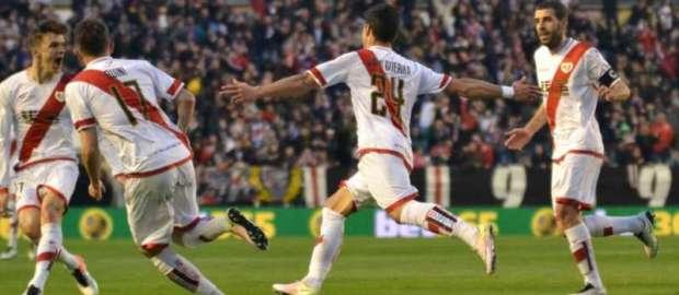 """Javi Guerra tras el Rayo 2-0 Getafe: """"El gol anulado nos ha llenado de rabia y nos ha hecho despertar"""""""