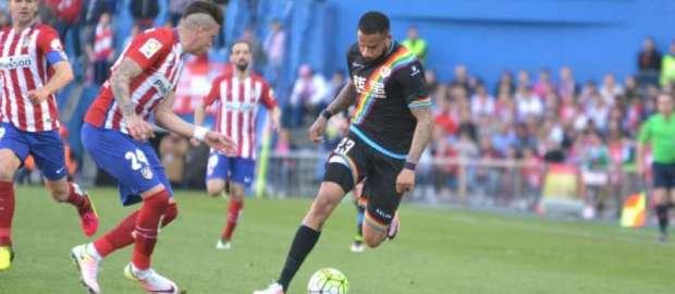 Atlético de Madrid 1-0 Rayo