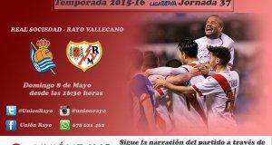 Previa del Real Sociedad – Rayo con Paco Jémez