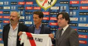 Ramón Planes presentado como nuevo director deportivo del Rayo