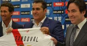 José Ramón Sandoval presentado como nuevo entrenador del Rayo
