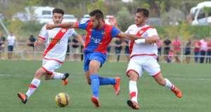 Vuelta 1/4 de Copa del Rey: Levante 3-1 Juvenil A