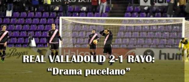 Crónica: Valladolid 2-1 Rayo