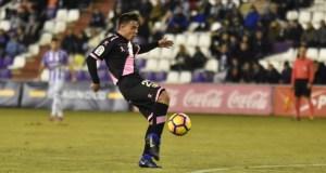 Beltrán podría perderse el partido ante el Mallorca