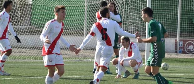 Crónica del Villaverde Boetticher 3-2 Rayo B